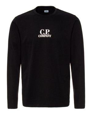 Лонгслив 09CMTS326A 3xl черный C.P.Company. Цвет: черный