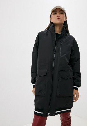 Парка Karl Lagerfeld. Цвет: черный