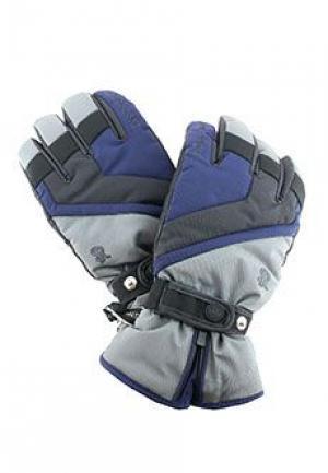 Перчатки STEFANO RICCI. Цвет: серый