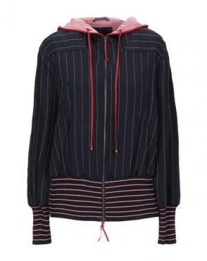 Куртка LES COPAINS. Цвет: темно-синий