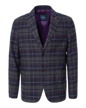 Пиджак V0C040 54 тем.серый+принт Harmont & Blaine. Цвет: тем.серый+принт