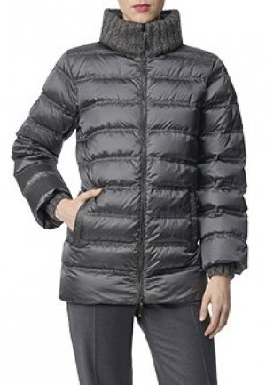 Куртка LUISA SPAGNOLI. Цвет: серый