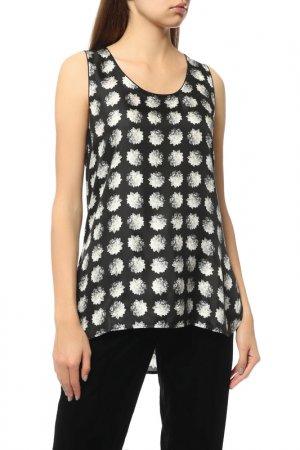 Блуза Max Mara. Цвет: черный