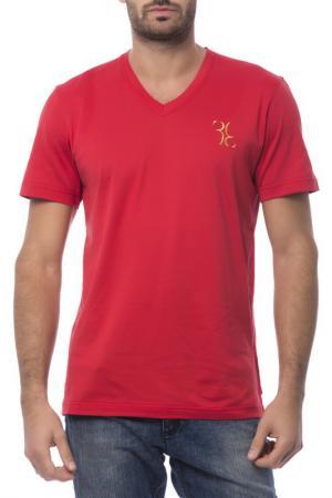 T-shirt Billionaire. Цвет: red
