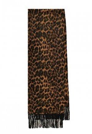 Палантин LUISA SPAGNOLI. Цвет: леопардовый