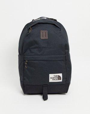 Черный рюкзак Daypack The North Face