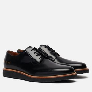 Мужские ботинки Derby Shine 2133 Common Projects. Цвет: чёрный