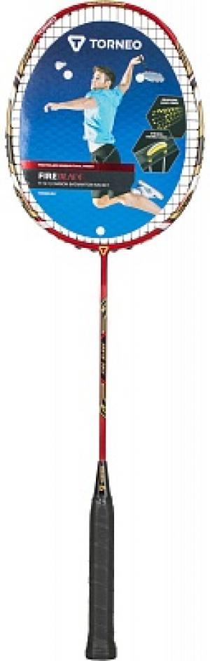 Ракетка для бадминтона FIRE BLADE Torneo. Цвет: красный