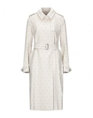 Легкое пальто MAX MARA. Цвет: светло-серый