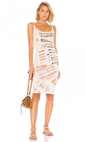 Платье-майка Raquel Allegra. Цвет: ivory
