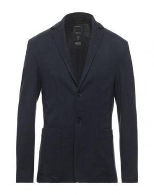 Пиджак HōSIO. Цвет: темно-синий