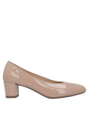 Туфли ARA. Цвет: пудровый