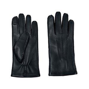 Перчатки GLOVES ECCO. Цвет: черный