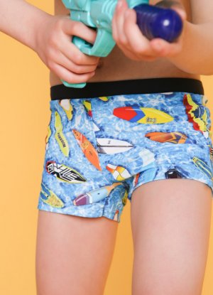 Плавки для мальчиков O`Stin. Цвет: морской