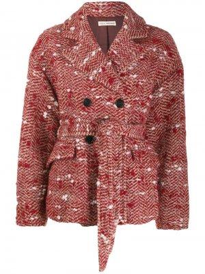 Твидовый пиджак Dillon с поясом Ulla Johnson