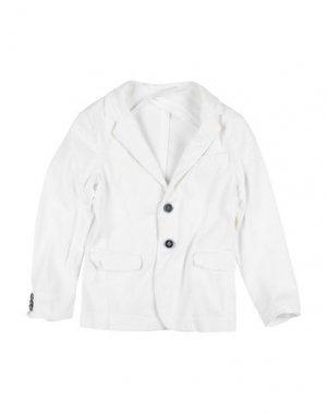 Пиджак 26.7 TWENTYSIXSEVEN. Цвет: белый