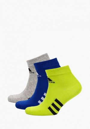 Комплект adidas KIDS ANKLE 3P. Цвет: разноцветный