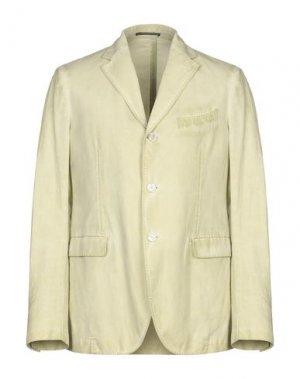 Пиджак RODA. Цвет: светло-зеленый