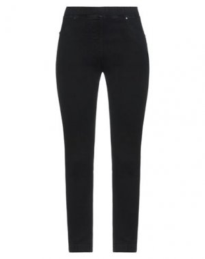 Джинсовые брюки FLY GIRL. Цвет: черный