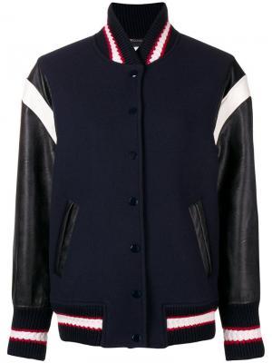 Куртка-бомбер на пуговицах Stella McCartney