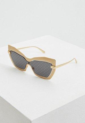 Очки солнцезащитные Dolce&Gabbana DG2224 1224/L. Цвет: золотой