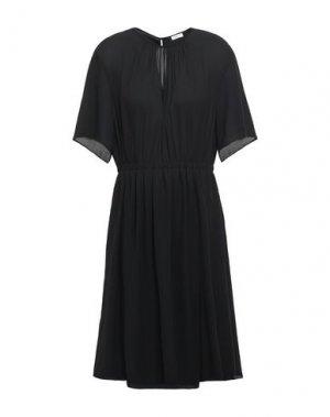 Короткое платье FILIPPA K. Цвет: черный