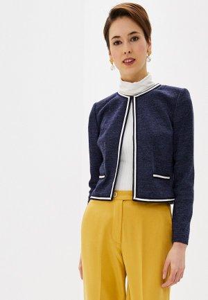 Жакет Marks & Spencer. Цвет: синий