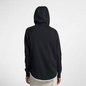 Женский кейп с молнией во всю длину Sportswear Tech Fleece Nike