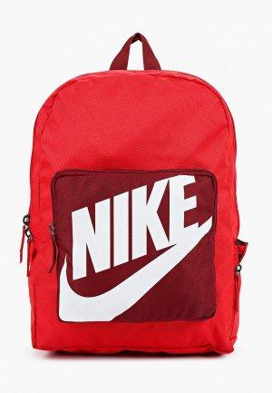 Рюкзак Nike Classic Kids Backpack. Цвет: красный