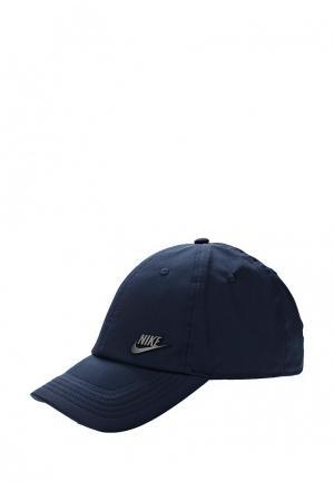Бейсболка Nike UNISEX SPORTSWEAR H86 CAP. Цвет: синий