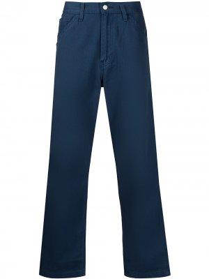 Levis широкие джинсы Stay Loose Carpenter Levi's. Цвет: синий