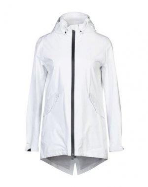 Легкое пальто PEOPLE OF SHIBUYA. Цвет: белый