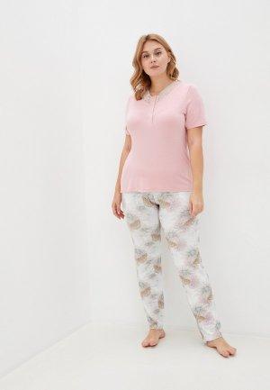 Пижама Miata. Цвет: разноцветный