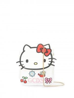 Кошелек Hello Kitty с цепочкой Gcds. Цвет: белый