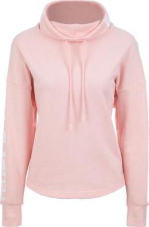 Джемпер женский , размер 44 Kappa. Цвет: розовый