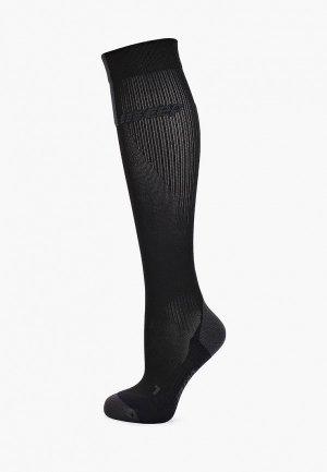 Компрессионные гольфы CEP Compression Knee Socks C123. Цвет: черный