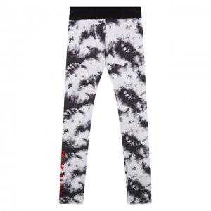 Леггинсы DKNY. Цвет: чёрно-белый
