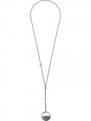 Swarovski crystal necklace Ann Demeulemeester