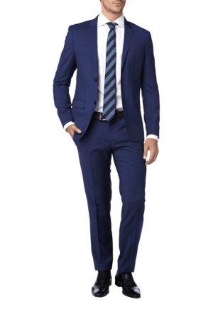 Suit Calvin Klein. Цвет: navy