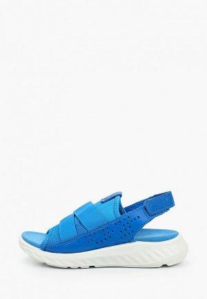 Сандалии Ecco SP.1 LITE SANDAL. Цвет: синий