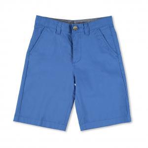 Бермуды Lacoste. Цвет: синий