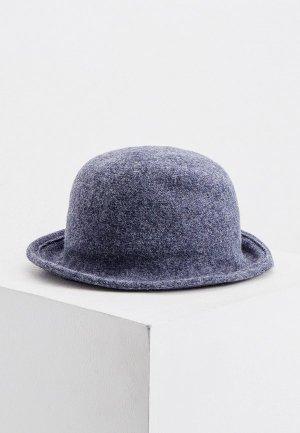 Шляпа Emporio Armani ICON. Цвет: синий