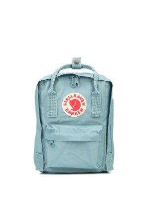 Мини-рюкзак Kanken Fjällräven. Цвет: синий