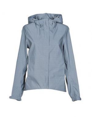 Куртка PEOPLE OF SHIBUYA. Цвет: грифельно-синий