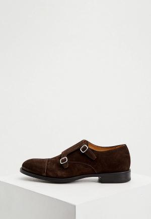 Туфли Fabi. Цвет: коричневый