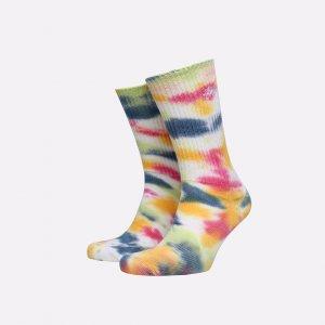 Носки Tie DYE Socks Stussy