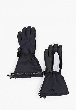 Перчатки Reima Viggu. Цвет: черный