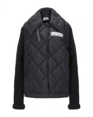 Куртка AU JOUR LE. Цвет: черный