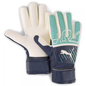 Вратарские перчатки FUTURE Z Grip 3 Negative Cut Goalkeeper Gloves PUMA. Цвет: зеленый