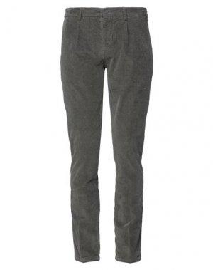 Повседневные брюки BROOKSFIELD. Цвет: зеленый-милитари
